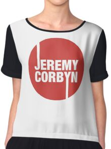 Jeremy Corbyn Chiffon Top
