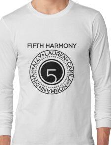 FIFTH HARMONY MEMBER'S NAME Long Sleeve T-Shirt
