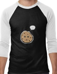 Deliciously Charming Cookie Men's Baseball ¾ T-Shirt