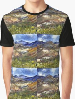 Summer in South Africa Graphic T-Shirt
