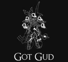 Got Gud MasterHelix (Dark Souls II) by x7yR4nXD7Vx