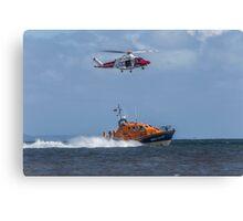 Air Sea Rescue Canvas Print