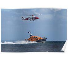 Air Sea Rescue Poster
