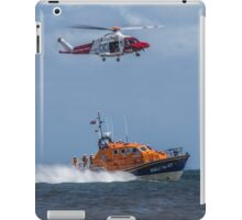 Air Sea Rescue iPad Case/Skin