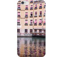 Venetian reflections iPhone Case/Skin