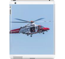 Coastguard Rescue iPad Case/Skin