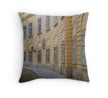 Schottenstift, Vienna Austria Throw Pillow