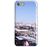 Venice market iPhone Case/Skin