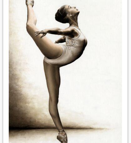 Musing Dancer Sticker