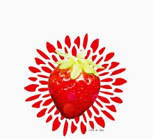 Summer pop - red strawberry Unisex T-Shirt