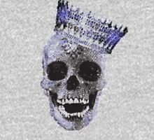 diamond skull crown cool Unisex T-Shirt