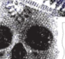 diamond skull crown cool Sticker