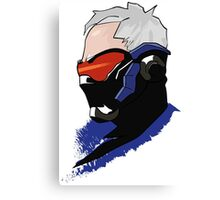 Soldier 76 Canvas Print