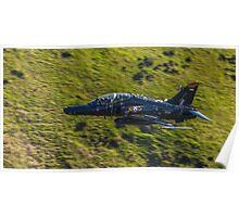 T2 Hawk Wave Poster