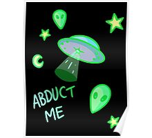Abduct Me Poster