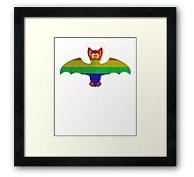 Love U Tees Funny Rainbow Animals LGBT Pride Week Swag, Unique Rainbow Gifts Framed Print