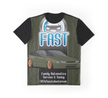 F.A.S.T. Of West Chester Subaru SVX Graphic T-Shirt
