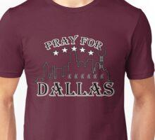 Pray For Dallas T Shirt For Men Women - Praying For Dallas Police Unisex T-Shirt
