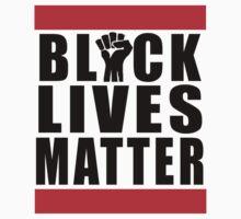 Power Fist Black Lives Matter One Piece - Short Sleeve