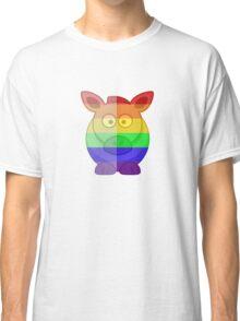 Love U Tees Funny Rainbow Horse Animals LGBT Pride Week Swag, Unique Rainbow Gifts Classic T-Shirt
