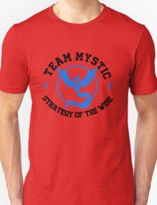 Pokemon Go TEAM MYSTIC Unisex T-Shirt