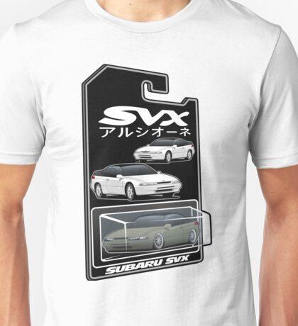 Subaru SVX  SVXNATION Hotwheels Unisex T-Shirt