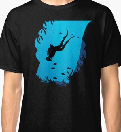 Scuba Diving T Shirt Classic T-Shirt