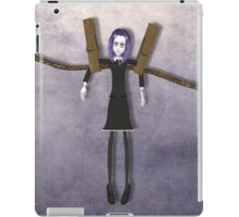 Lenore Hanging Out Purple iPad Case/Skin