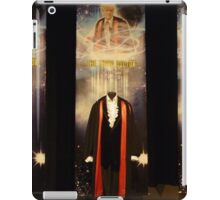 Who is the Doctor?  Costumes iPad Case/Skin