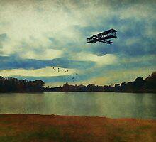 Louisiana Sky by Scott Mitchell