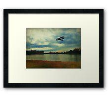 Louisiana Sky Framed Print