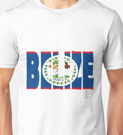 Belize Unisex T-Shirt