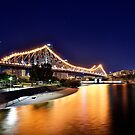 Storey Bridge by Peter Doré