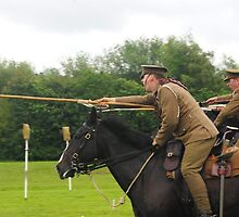 Charge of the 16th Lancers by HotThingPhotos