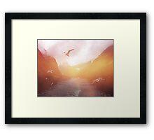 Landscape 04 Framed Print
