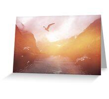 Landscape 04 Greeting Card