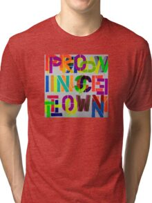 Provincetown Fun! • Dave Hay Tri-blend T-Shirt
