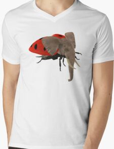 Extremely Rare Beetle Mens V-Neck T-Shirt