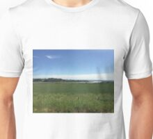 Alnmouth, by the North Sea Unisex T-Shirt