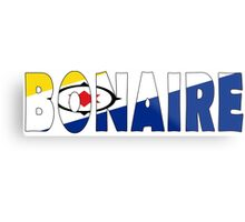 Bonaire Metal Print
