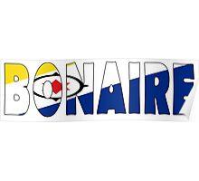 Bonaire Poster