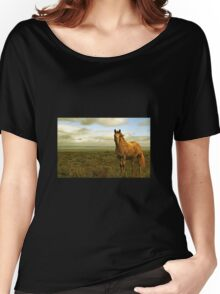 A Horse with no Name Women's Relaxed Fit T-Shirt