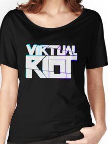 Virtual Riot Merch Women's Relaxed Fit T-Shirt
