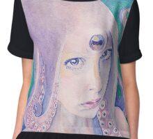 Medusa Chiffon Top