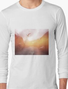 Landscape 04 Long Sleeve T-Shirt