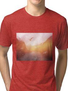 Landscape 04 Tri-blend T-Shirt