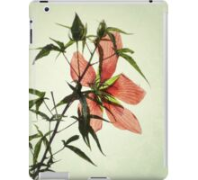 On A Chinese Screen iPad Case/Skin