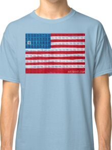 """""""King of Amerika"""" by Dave Hay • haydave.com Classic T-Shirt"""