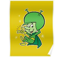 The Great Gazoo Poster