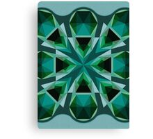 Inwards Canvas Print